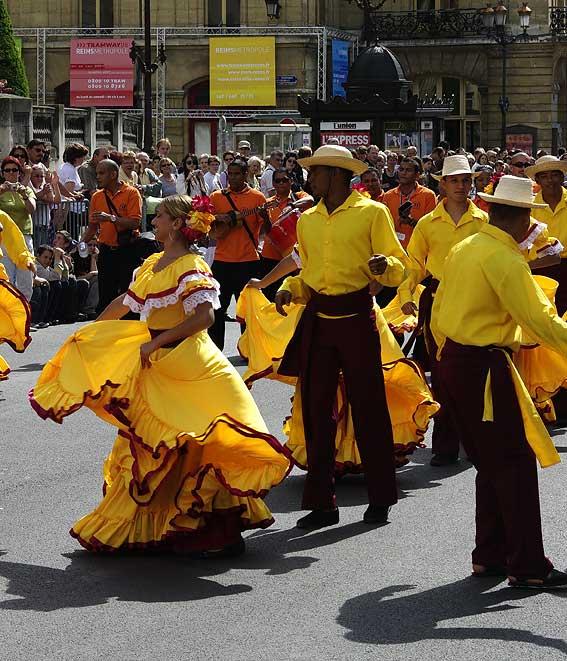 danses folkloriques du Vénézuela