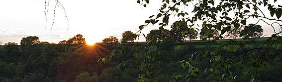 21 juin 2008 solstice et couchant