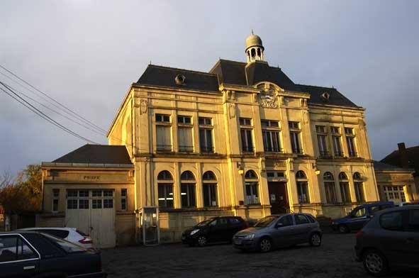Hôtel de Ville de Craonne