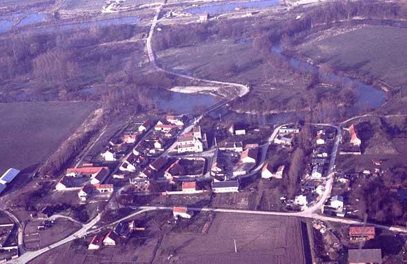 village défensif de Pontarcy (Aisne)
