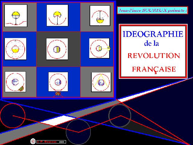 idéographie de la Révolution française