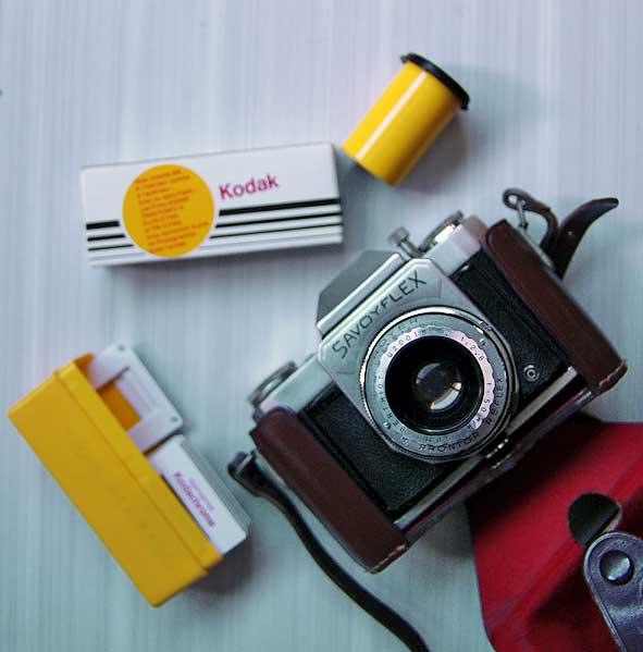 appareil reflex Savoyflex
