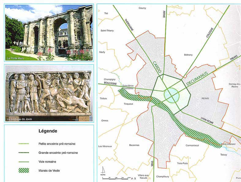 Reims cité romaine