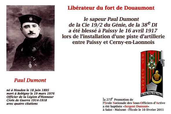 """sergent Dumont"""