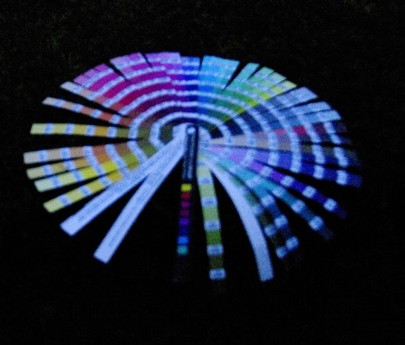 couleurs entre aube et aurore