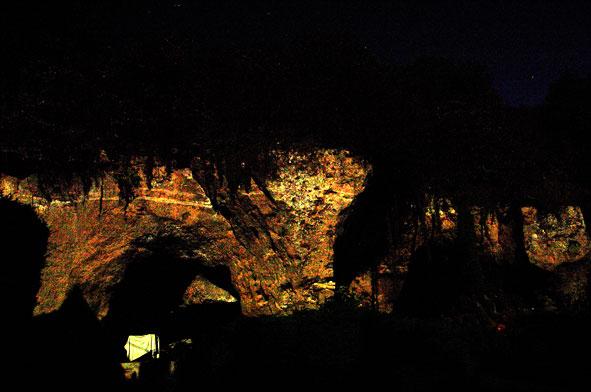 géologie de nuit