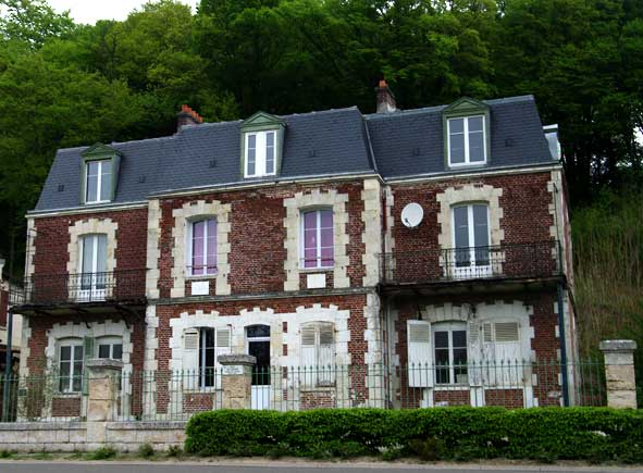 villa 'Séverine' à Pierrefonds