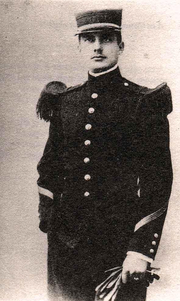 Jean de La Ville pendant son service