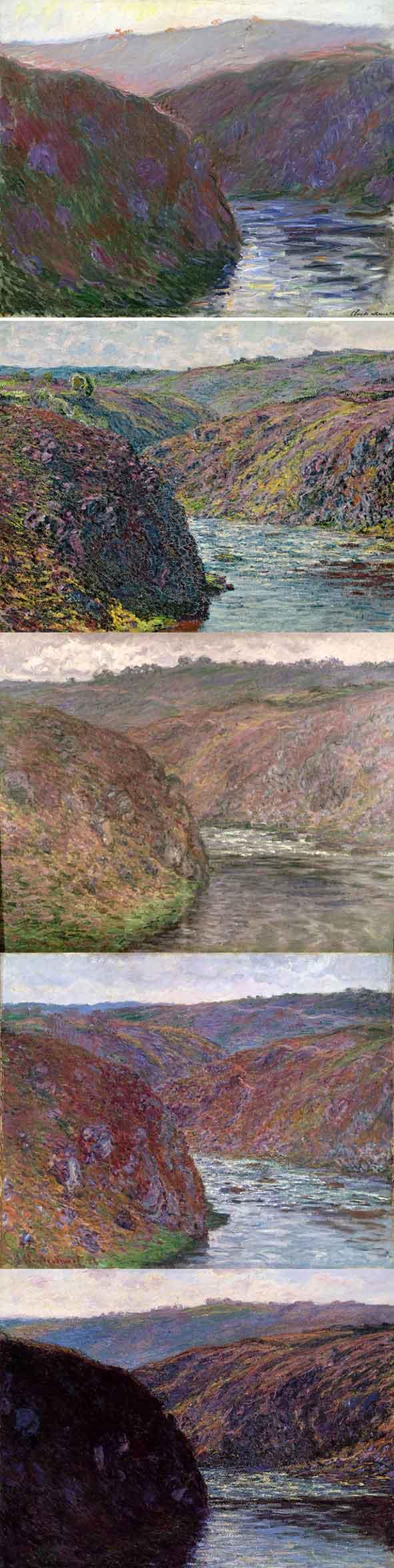Monet, les Creuse