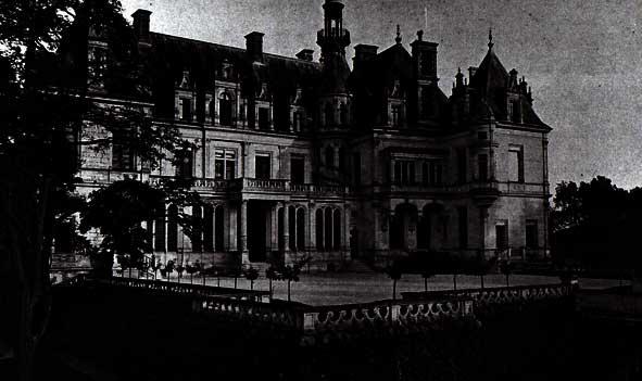 château de Soupir avant septembre 1914